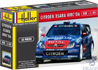 Citroën Xsara WRC'06 1/43 [Heller]