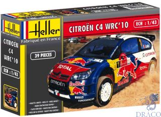 Citroën C4 WRC'10 1/43 [Heller]