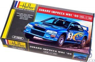 Subaru Impreza WRC'00 1/43 [Heller]