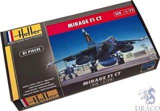 Mirage F1 CT 1/72 [Heller]