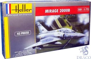 Mirage 2000B 1/72 [Heller]