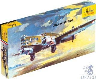 """Bloch 210 """"Heller Museum"""" 1/72 [Heller]"""