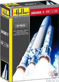 Ariane V 1/125 [Heller]