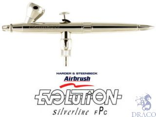 Harder & Steenbeck EVOLUTION Silverline fPc Two in One