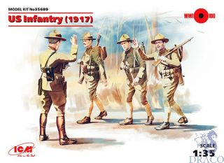 US Infantry (1917) 1/35 [ICM]