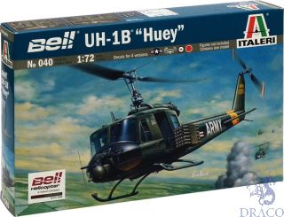 "Bell UH-1B ""Huey"" 1/72 [Italeri]"