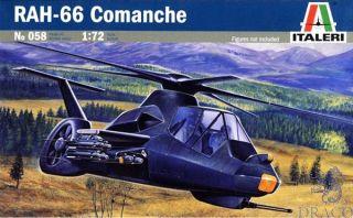 RAH-66 Comanche 1/72 [Italeri]