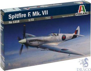Spitfire F. Mk. VII 1/72 [Italeri]