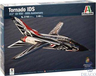 TORNADO IDS 311° GV RSV - 60th Anniversary Limited Edition 1/48 [Italeri]