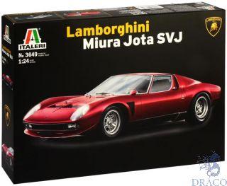 Lamborghini Miura Jota SVJ 1/24 [Italeri]