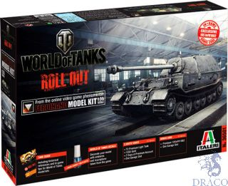 World of Tanks Roll Out Ferdinand Limited Edition 1/35 [Italeri]
