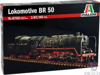 Lokomotive BR 50 1/87 = H0 [Italeri]