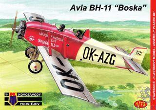"Avia BH-11 ""Boska"" 1/72 [AZmodel]"