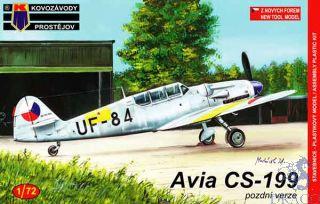 Avia CS-199 (Late Version) 1/72 [AZmodel]