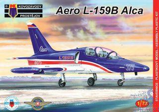 Aero L-159B Alca 1/72 [AZmodel]