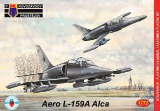 Aero L-159A Alca 1/72 [AZmodel]