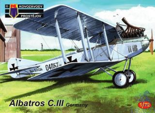 Albatros C.III Germany 1/72 [AZmodel]