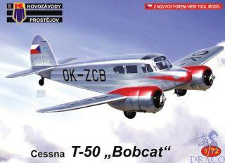 "Cessna T-50 ""Bobcat"" 1/72 [AZmodel]"