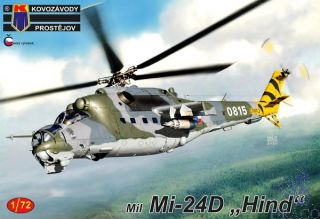 """Mil Mi-24D """"Hind"""" Warsaw Pact 1/72 [AZmodel]"""
