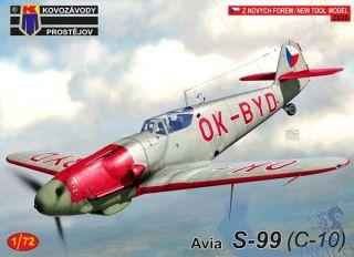 Avia S-99 (C-10) 1/72 [AZmodel]