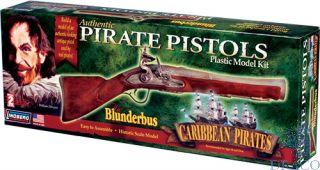 Authentic Pirate Pistols, The Blunderbus 1/1 [Lindberg]