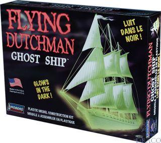 Flying Dutchman Ghost Ship 1/130 [Lindberg]