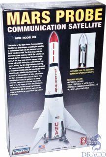 MarsProbe Communication Satellite 1/200 [Lindberg]