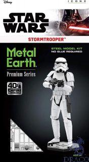 Stormtrooper [Metal Earth Premium Series: Star Wars - Empire Strikes Back]