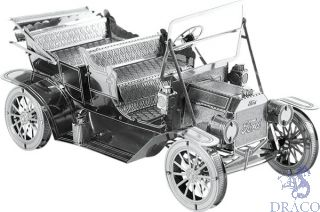 1908 Ford Model T [Metal Earth: Classic Ford]