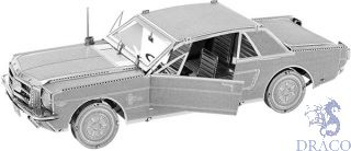 1965 Ford Mustang [Metal Earth: Classic Ford]