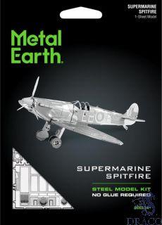 Supermarine Spitfire [Metal Earth: Aviation]