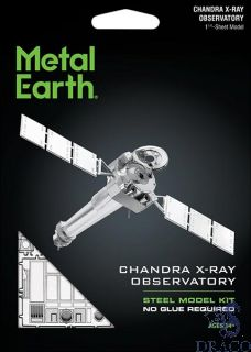 Chandra X-ray Observatory [Metal Earth: Space]