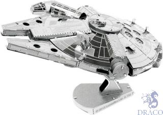 Millennium Falcon [Metal Earth: Star Wars]