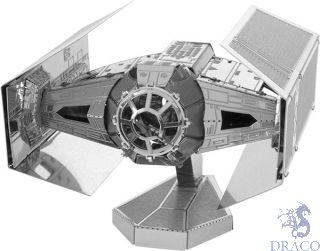 Darth Vader's Tie Fighter [Metal Earth: Star Wars]