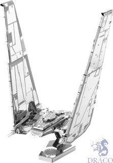 Kylo Rens Command Shuttle [Metal Earth: Star Wars - The Last Jedi]