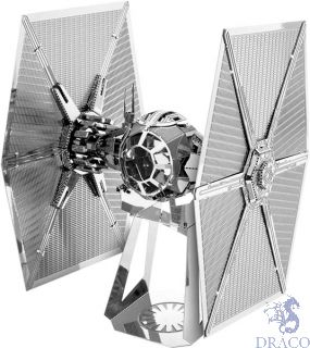 First Order Special Forces Tie Fighter [Metal Earth: Star Wars - The Last Jedi]