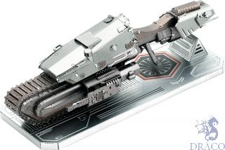 First Order Treadspeeder [Metal Earth: Star Wars - The Rise of Skywalker]
