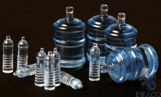 Water Bottles for Vehicle/Diorama 1/35 [Meng]