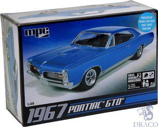 1967 Pontiac GTO 1/25 [MPC]