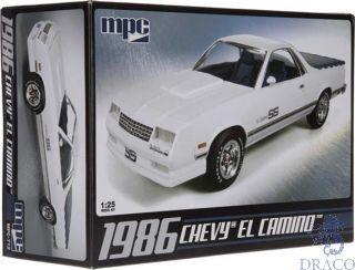 1986 Chevy El Camino 1/25 [MPC]