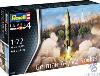 German A4/V2 Rocket 1/72 [Revell]