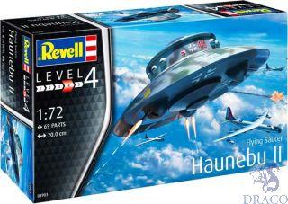 Haunebu II Flying Saucer 1/72 [Revell]