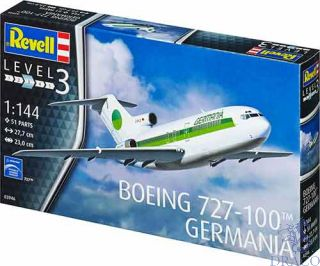 Boeing 747-100 Germania 1/144 [Revell]