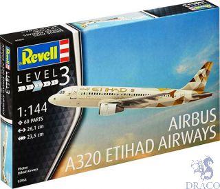 Airbus A320 Etihad 1/144 [Revell]