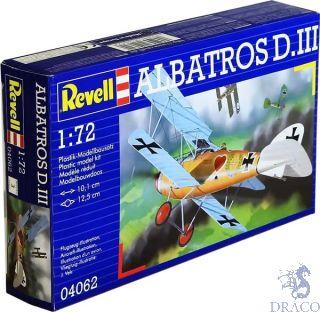 Albatros D.III 1/72 [Revell]