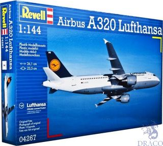 Airbus A320 Lufthansa 1/144 [Revell]