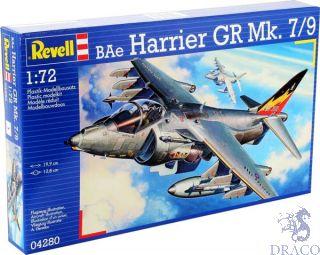 BAe Harrier GR Mk.7/9 1/72 [Revell]