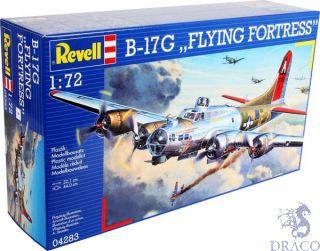 "B-17G ""Flying Fortress"" 1/72 [Revell]"