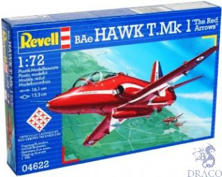 "BAe Hawk T.Mk 1 ""The Red Arrows"" 1/72 [Revell]"
