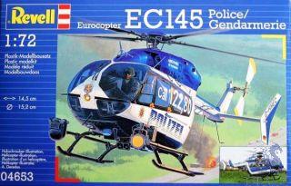 Eurocopter EC145 Police / Gendarmerie 1/72 [Revell]